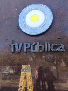 TV Publica Buenos Aires TV station public