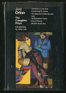 'The Complete Plays of Joe Orton'  book