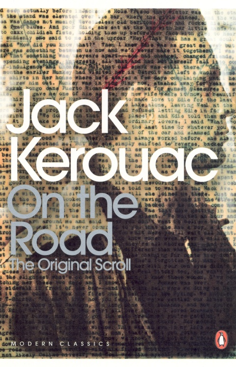 jack Kerouac-On-The-Road book novel