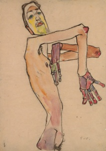 Egon Schiele - The Radical Nude