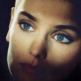 Sinead-O'Connor singer Irish