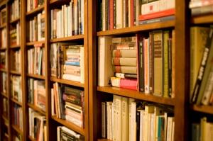Bookshelf books