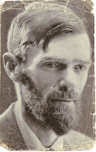 DH lawrence writer