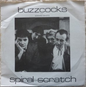 spiral scratch buzzcocks record