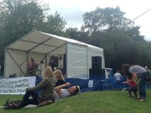 east finchley community festival 2015