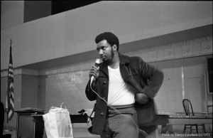 Fred Hampton Black Panther