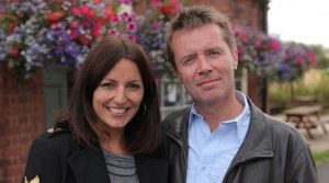 Long Lost Family davina mccall nicky campbell
