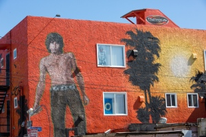 jim morrison mural restored