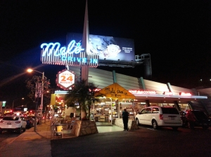 mels diner drive in sunset boulevard los angeles