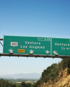 highway-101 ventura california USA