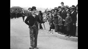 Charlie Chaplin Kid Auto Races at Venice 1914 little tramp