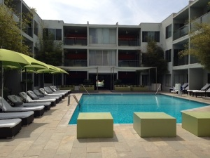 sunset marquis hotel pool los angeles