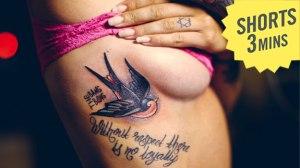 Tattoo Twists Channel 4 Adam Gee