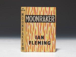 Moonaraker Ian Fleming novel Bond 1955 1st edition
