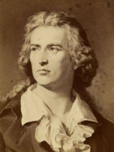Friedrich von Schiller (1759-1805)