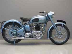 Triumph 6T 650 cc Thunderbird (1950)