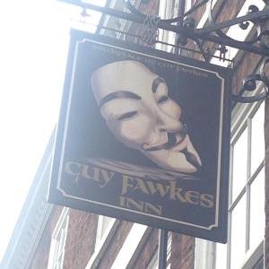 guy fawkes inn pub york
