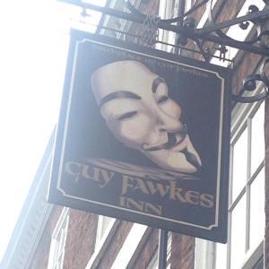 guy fawkes inn pub york