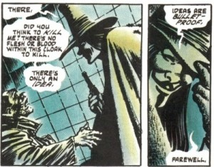 V for Vendetta comic alan moore