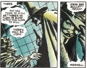 V for Vendetta comic alan moore
