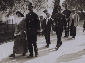 After the Fight c.1914 {courtesy of NPG}
