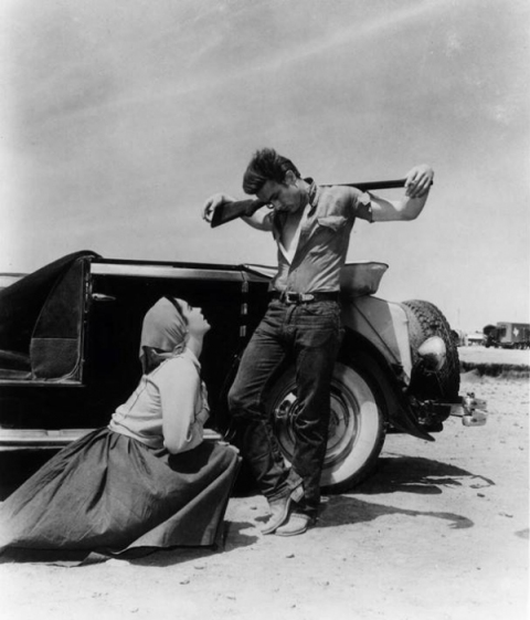 elizabeth-taylor-james-dean-giant-set