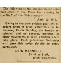 sunday 23rd april 1916