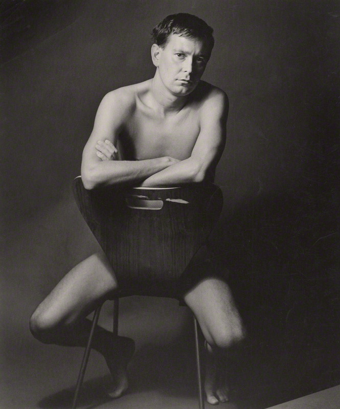NPG x24966; Joe Orton by Lewis Morley