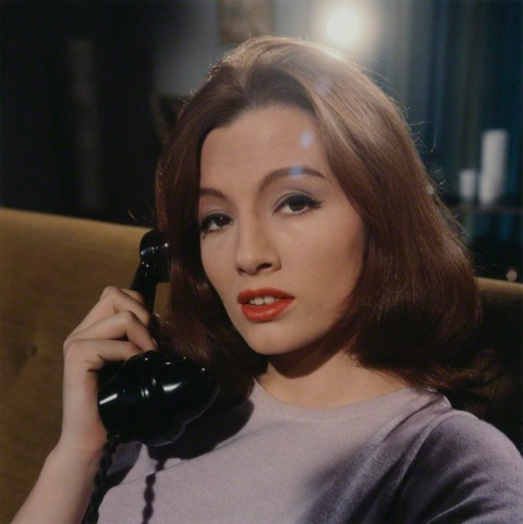 NPG x131954; Christine Keeler by Tom Blau
