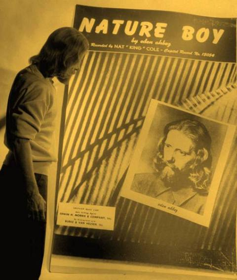 eden-ahbez-april-1948-giant-nature-boy-sheet-life-peter-stackpole