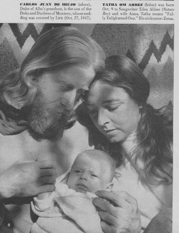 eden-ahbez-with-wife-anna-and-son-tatha-om-zoma-3-jan-1948-life-mag-born-9-october