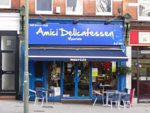 Amici East Finchley