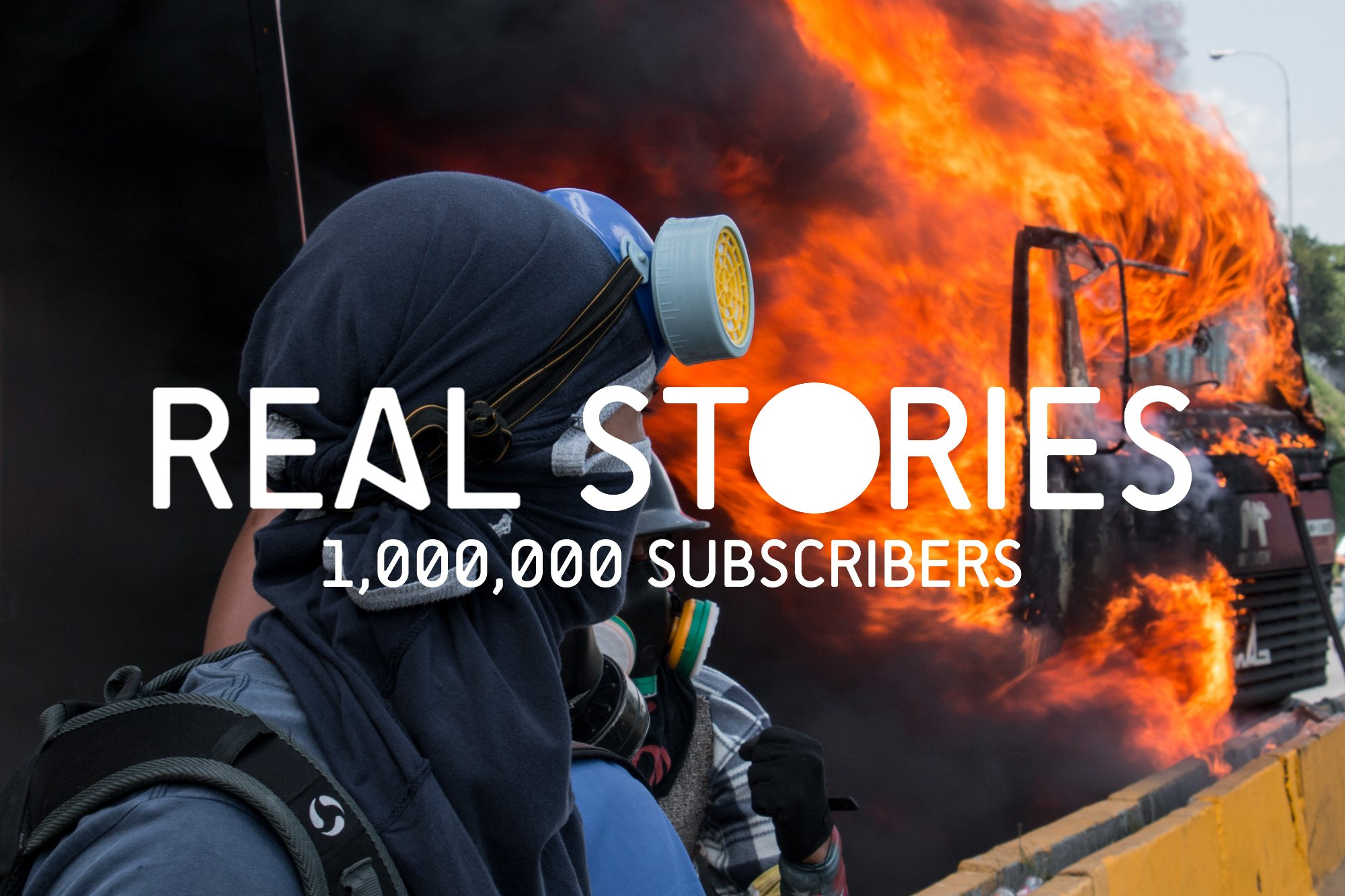 real stories one million subscribers documentary channel youtube