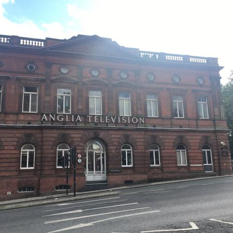 Anglia Television TV Norwich