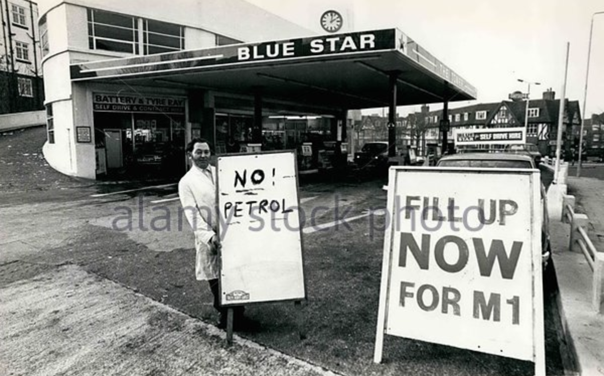 blue star garage finchley road