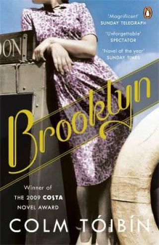 brooklyn colm toibin novel book cover