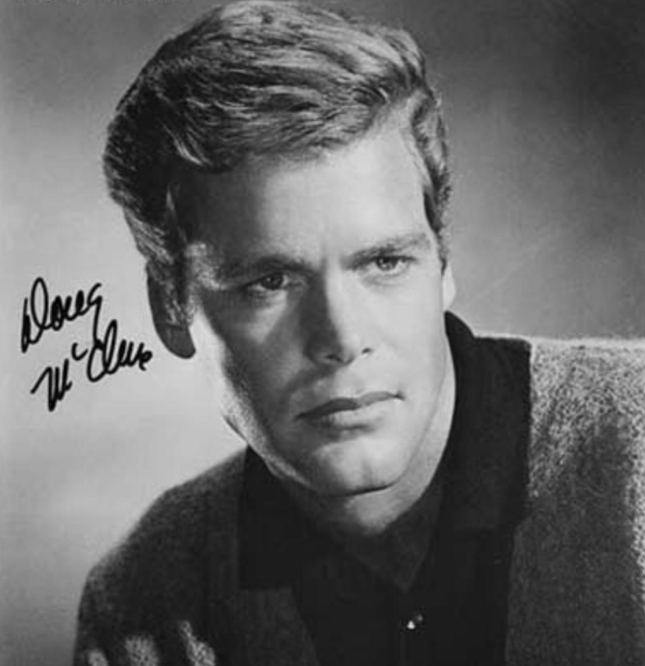 Doug McClure actor