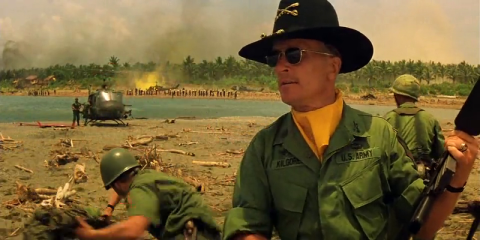 Robert Duvall in Francis Ford Coppola's 'Apocalypse Now' (1979)