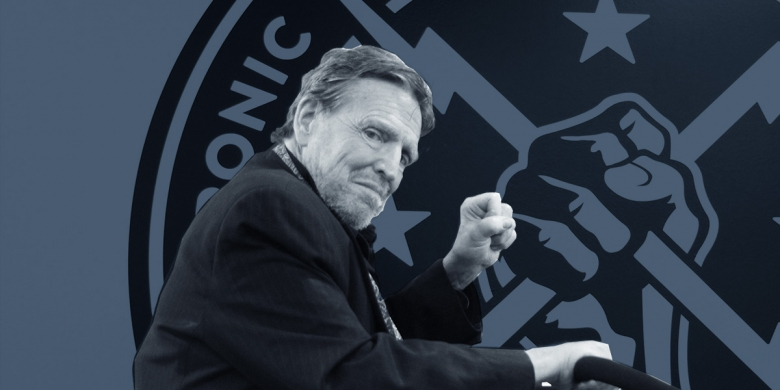 John Perry Barlow, Internet rights pioneer & visionary