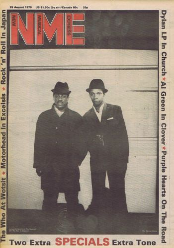 the specials nme cover two tone
