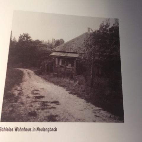 egon schiele neulengbach austria Schiele's road - Au