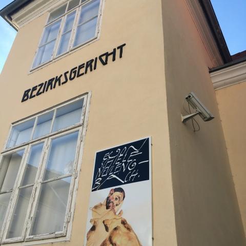 courthouse neulengbach austria bezirksgericht egon schiele