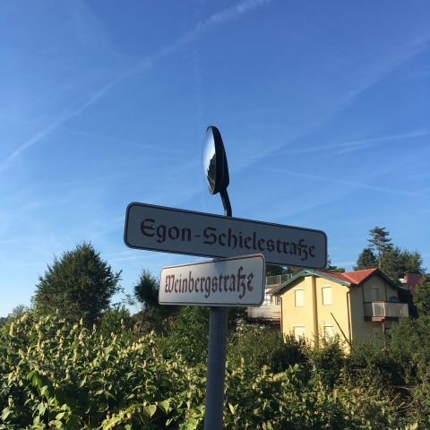 egon schiele strasse neulengbach austria