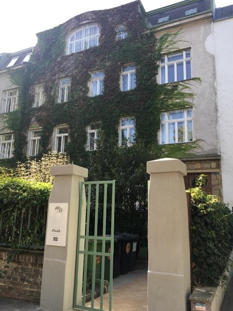 egon schiele studio Hietzing, 101 Hietzinger Hauptstraße
