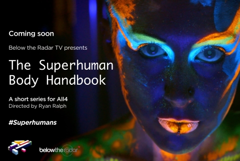 the Superhuman body handbook short form video series channel 4 all4