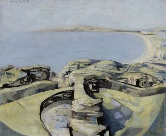 Skara Brae, Orkney (1959) - Michael Ayrton
