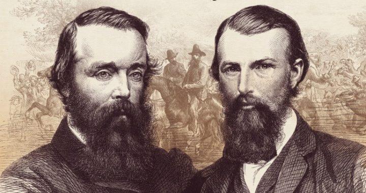 Burke and Wills explorers Australia