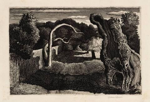 Pastoral (1930) - Graham Sutherland