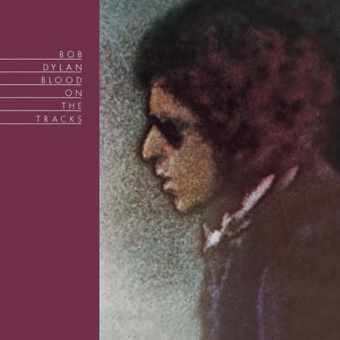 blood on the tracks bob dylan record album cover design music