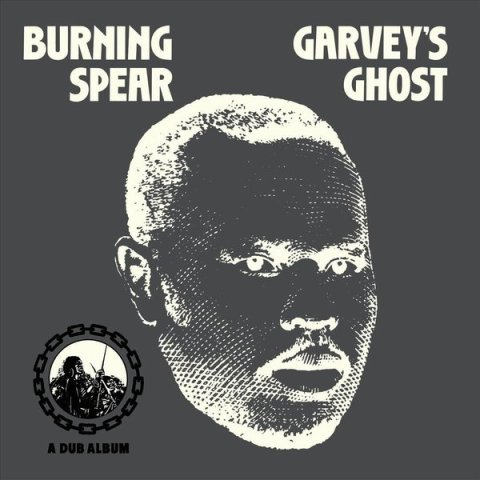 garveys ghost burning spear record album cover design music